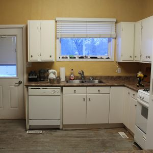 Dated Kitchen in Disrepair