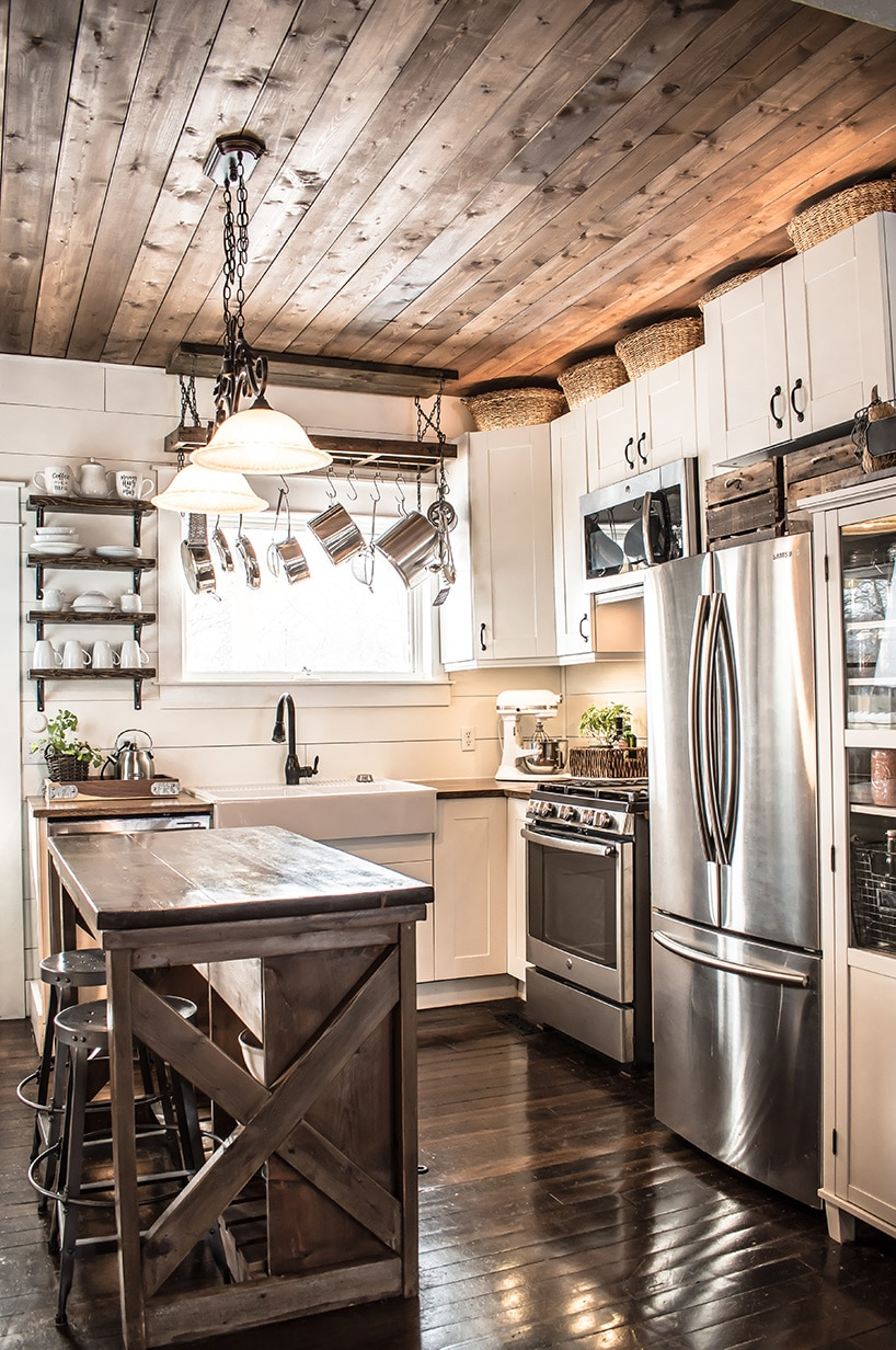 13 inexpensive small kitchen storage ideas to use in your home