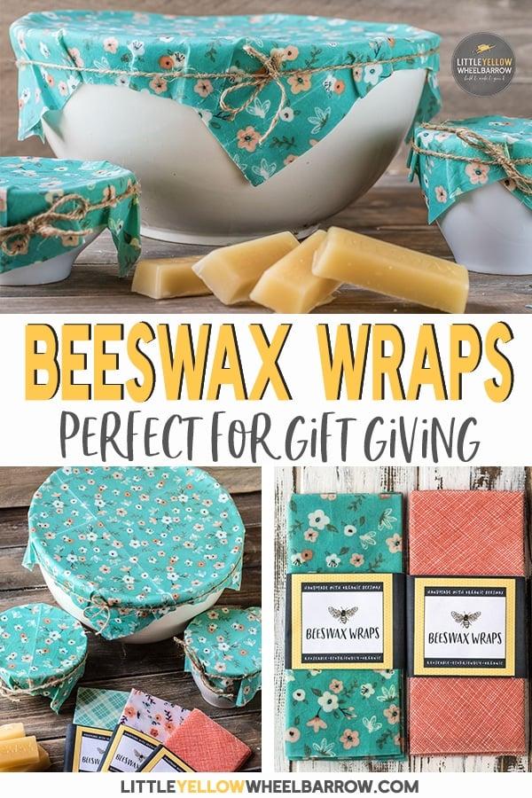 Beeswax Wraps Diy Pine Resin Recipe