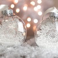 DIY Christmas Ornaments you Can Make Faster than a Melting Snowflake
