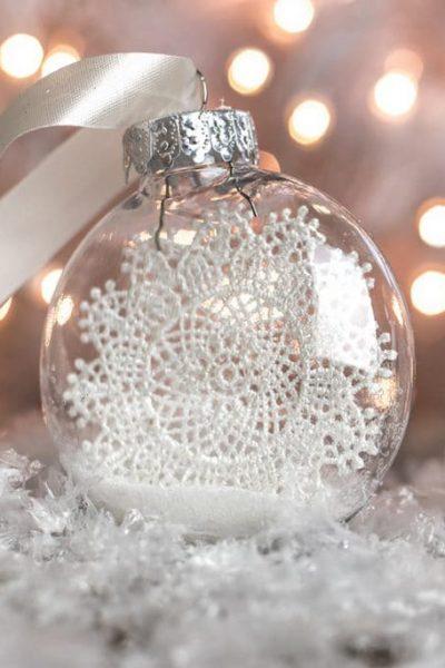 DIY Christmas Ornaments you Can Make Faster than a Melting Snowflake