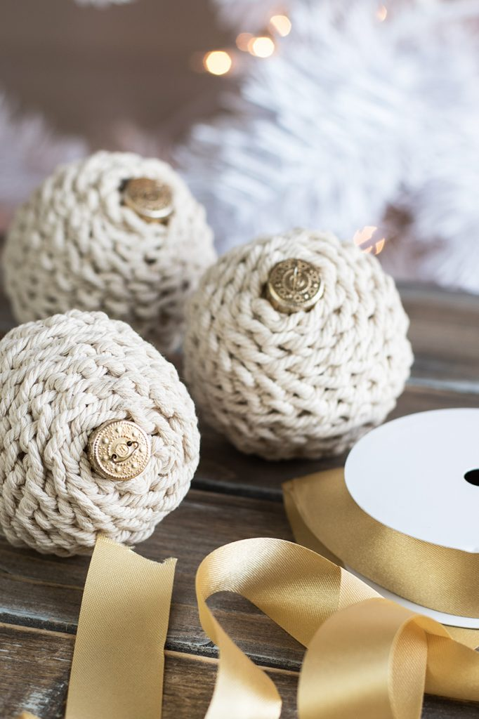 Easy Christmas Decorations To Make For Your Rustic Holiday Tree