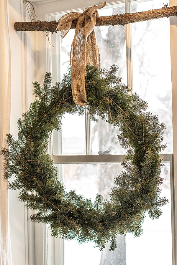 Rustic Christmas Wreaths To Make.Diy Wreaths For The Holidays That Won T Cost You A Cent