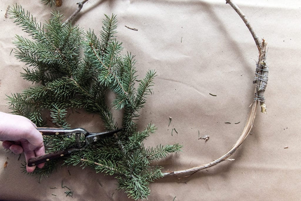 Diy Wreaths For The Holidays That Won T Cost You A Cent