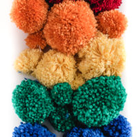 How to Make Yarn Pom Poms and Pick the Right Size Yarn