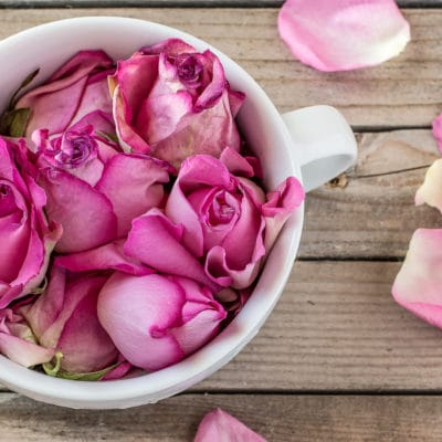 How to Dry Rose Petals Quick, Easy and Without any Tools