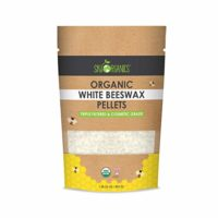 Sky Organics Organic White Beeswax Pellets